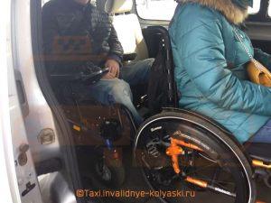 Nissan NV200 Vanette Chair Cab